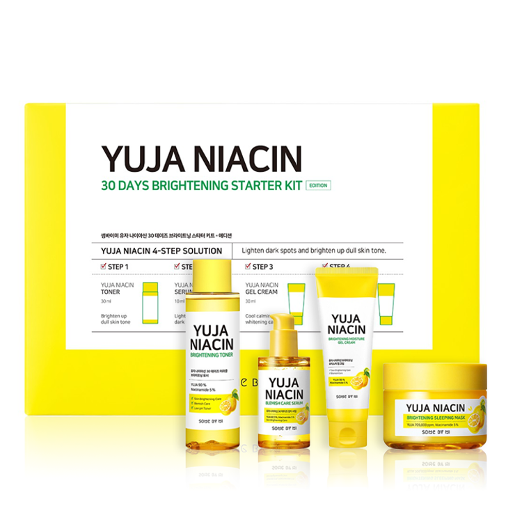 Picture of SOME BY MI Yuja Niacin 30 Days Brightening Starter Kit