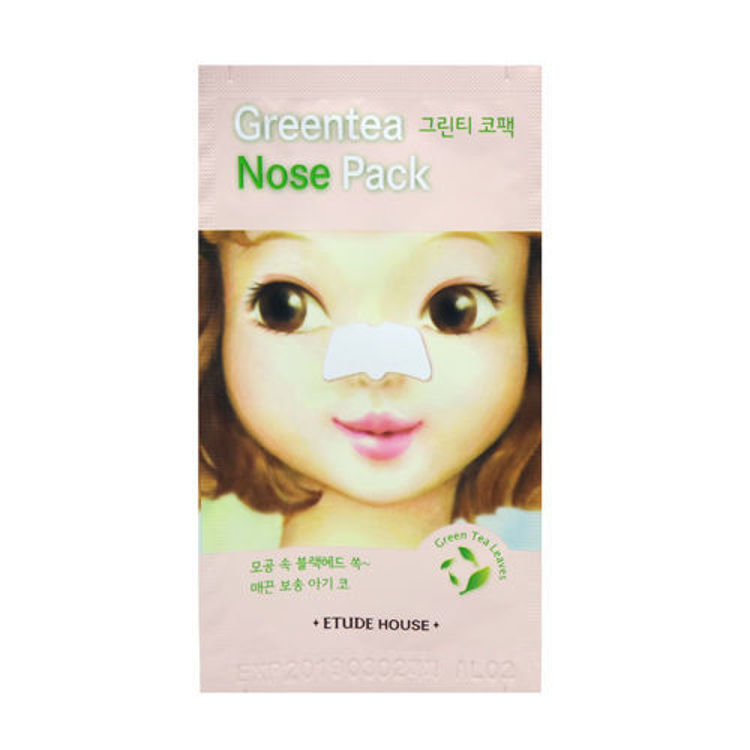 Picture of ETUDE HOUSE Green Tea Nose Pack