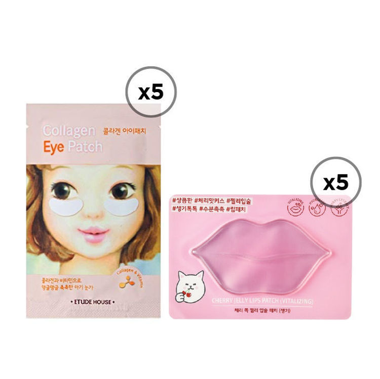 Picture of ETUDE HOUSE 5days Lip & Eye care Set